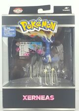 "Tomy Pokemon Trainer's Choice Xerneas 4"" Legendary Action Fig Authentic USA X2"