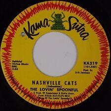 THE LOVIN' SPOONFUL: Nashville Cats / Full Measure KAMA SUTRA 45 NM- Rock