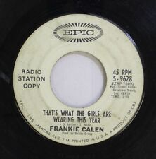 Hear! Teen Promo 45 Frankie Calen - That'S What The Girls Are Wearing This Year