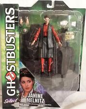 """Ghostbusters Select Janine Melnitz 7"""" Collector Edition Action Figure"""