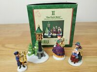 """Dept 56 """"Two Turtle Doves"""" 12 Days Of Christmas Heritage Village 58360"""