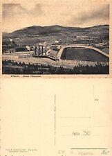 L'Aquila campo Polisportivo anni '30 SCRITTA DUCE A NOI SULLA GRADINATA(R-L 111)