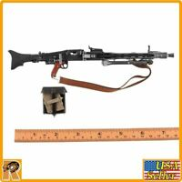 Alert Line Action Figures Metal Helmet Set German MG42 Gunner 1//6 Scale