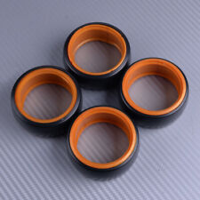 4Pcs 1:10 RC Drift Tires Fit for DS Racing Competition Series II Mark II