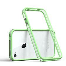 Bumper para Apple iPhone 4/4s funda Cartera, funda protectora, funda, protección verde