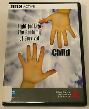 2007 BBC Active FIGHT FOR LIFE: ANATOMY OF SURVIVAL: CHILD DVD