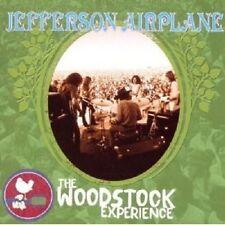 JEFFERSON AIRPLANE - JEFFERSON AIRPLANE: THE WOODSTOCK EXPERIENCE 2 CD NEU