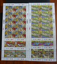 SINGAPORE 2017 Morning in Singapore National Day NDP 52 Stamps Set Stamp Sheet