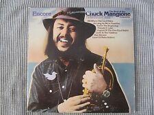 ENCORE ~ THE CHUCK MANGIONE CONCERTS  VINYL RECORD LP / 1975 JAZZ