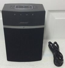 New listing Bose SoundTouch 10 Wireless Music System - Black Blutooth Aux Wifi Speaker