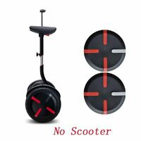 2PCS ABS Wheel Covers Hubs Caps for Xiaomi Ninebot MiniPro Segway Scooter Black