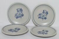 "Pfaltzgraff Yorktowne  10""   Dinner Plates   Set of 4  USA"