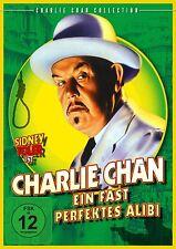 # DVD CHARLIE CHAN - EIN FAST PERFEKTES ALIBI - SIDNEY TOILER - KULT-KLASSIKER *