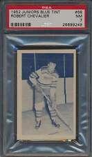 1952 Juniors Blue Tint #68 Robert Chevalier  Citadels PSA 7  NM 39900