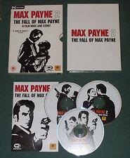 Max Payne 2: der Sturz von Max Payne für PC, CD-ROM (Windows) - 3 Discs-komplett