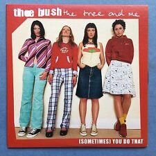 Bush The Tree & Me - (Sometimes) You Do That - Card Sleeve - CD Promo - (CBX342)