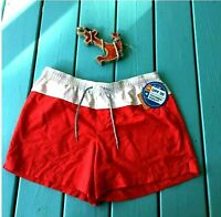 Columbia Women's Sandy River Color Blocked Short Red &Blue - choose your size