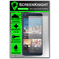 ScreenKnight HTC Desire 626 FRONT SCREEN PROTECTOR invisible military shield