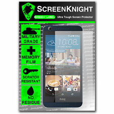 Screenknight Htc Desire 626 Frontal Protector De Pantalla Invisible Militar Escudo