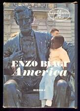 BIAGI Enzo (Pianaccio di Lizzano in Belvedere 1920 - Milano 2007), America