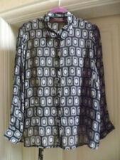 dd240ae481a25 Silk Button Cuff Sleeve Tops   Shirts for Women