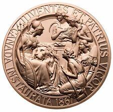 1867 - 2017 Confederation Medal Re-strike - Bronze Piece