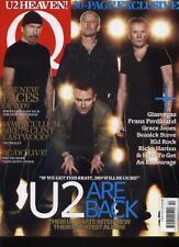 Q MAGAZINE - Febuary 2009 'U2'