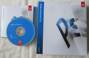 Adobe Photoshop CS5 - WINDOWS - Retail Box, Disc, Serial Number PN:65073572