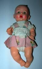 "VINTAGE 1954 GERBER BABY DOLL ""GERBER PRODUCTS CO. SUN RUBBER 12"""