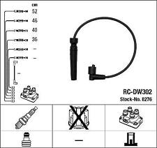 IGNITION HT LEAD SET NGK RC-DW302             8276