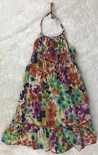 Old Navy Girls Medium Floral Dress (A16)
