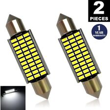 LUYED 2 X 330 Lumens Error Free  578 211-2 212-2 LED Bulb,White