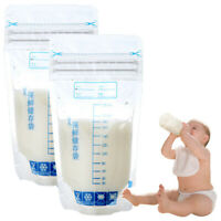 DURABLE 30Pcs Baby Breast Milk Storage Bags Food Pouch Pre-sterilised