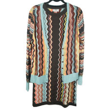 Missoni Limited Edition Cardigan Sweater And Dress 2 Piece Target Set Size Large
