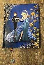 Disney Store Fairytale Designer Frozen Elsa Hans Hero Villain Journal NEW