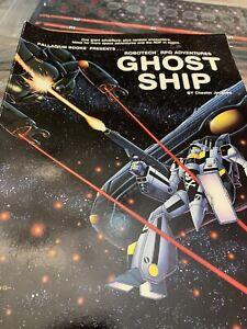 Lot of 7 Palladium Books Robotech RPG Adventures