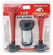 12V 2 Trumpet Super Loud Air Horn Automotive Accessories