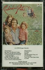 Richard and Patti Roberts We Have This Moment Today Cassette Gospel CCM