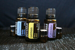 doTERRA Essential Oil 1ml Samples - Introductory Kit - Fast 4 Day Shipping!!!
