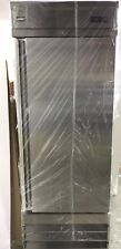 Brand New Summit 23cf  Stainless Steel Refrigerator 6 mo.wrty Ship now/ lab-home