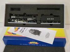 Athearn Genesis Frisco 2-8-2 steam locomotive ho for train set