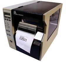 Zebra 170Xi-III Plus 170-7A1-00000 Thermal Barcode Label Printer Network 300dpi