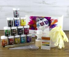 Eurolana Dyeing Kit for dyeing wool , fibre or yarn