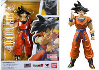 Dragonball Z ~ SH Figuarts ~ GOKU (A SAIYAN RAISED ON EARTH) ACTION FIGURE