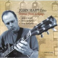 Scenes From A Song - John Hart (2001, CD NIEUW)