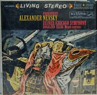 Prokofieff / Alexander Nevsky /Reiner [RCA Living Stereo LSC-2395] with Booklet