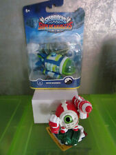 Skylanders Superchargers - Missile-Tow Dive-Clops + Dive Bomber New