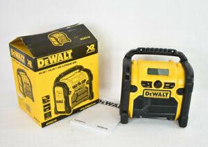 DeWalt FM AM AUX 14,4 18 V Akku-Baustellenradio Radio DCR019 + Netzteil DCR 019