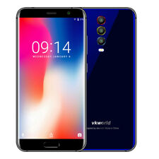 Vkworld K1 Smartphone - 5.2 Inch Screen, Android 8.1, 4GB, 64GB ROM (Blue)