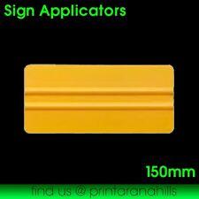 Vinyl Car Wrap Applicator Soft Plastic Edge Squeegee Tool - 150mm #3903